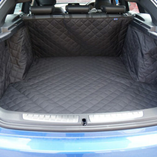 BMW 3 Series Gran Turismo 2012-2018 – Fully Tailored Quilted Boot Liner Category Image