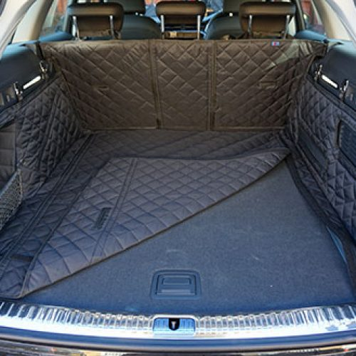 Audi A4 Avant 2018-2020 – Fully Tailored Quilted Boot Liner Category Image