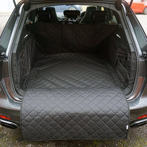 Audi A4 Avant & Saloon 2018 – 2020 – Fully Tailored Quilted Boot Liner Category Image