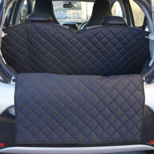 Toyota Aygo 2014 – Present – Fully Tailored Quilted Boot Liner Category Image