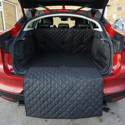 Jaguar I Pace 2018 – Present – Fully Tailored Quilted Boot Liner Category Image