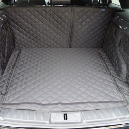 Jaguar F Pace 2016 – 2021 – Fully Tailored Quilted Boot Liner Category Image