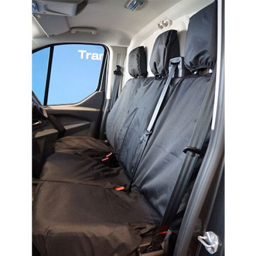 Ford Transit Custom – Semi-Tailored Van Seat Covers Category Image