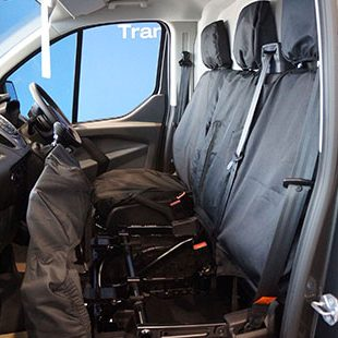 Product Images Gallery - Ford transit van seat covers