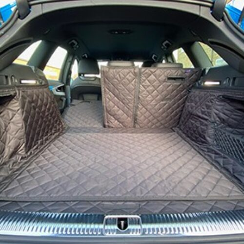 Audi A4 Avant 2020 – Present – Fully Tailored Quilted Boot Liner Category Image