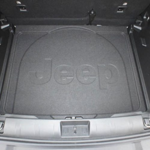 Jeep Renegade 2015 – 2020 – Moulded Boot Tray Category Image