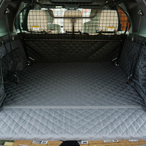 Land Rover Discovery 5 2017 – Present – Fully Tailored Boot Liner Category Image
