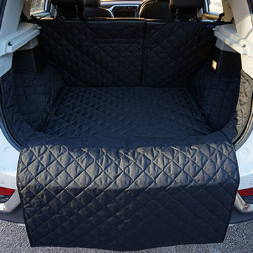 MG ZS Upper Boot 2017 – Present – Fully Tailored Boot Liner Category Image