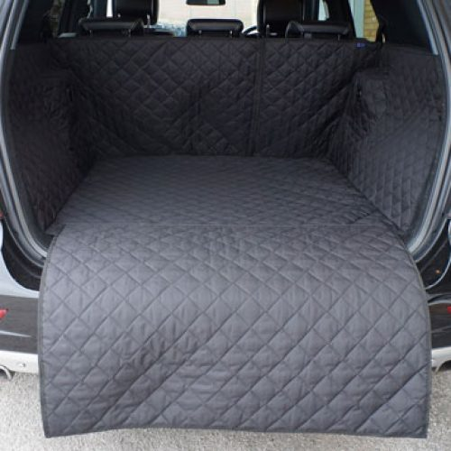 Mercedes ML 2005-2012 – Fully Tailored Quilted Boot Liner Category Image
