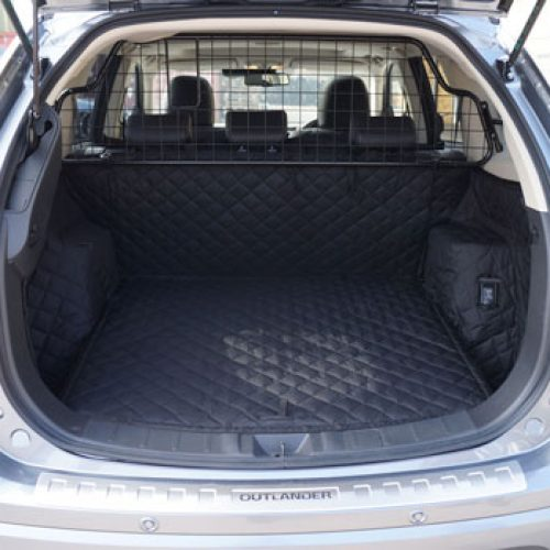 Mitsubishi Outlander PHEV 2017 – Present – Fully Tailored Quilted Boot Liner Category Image