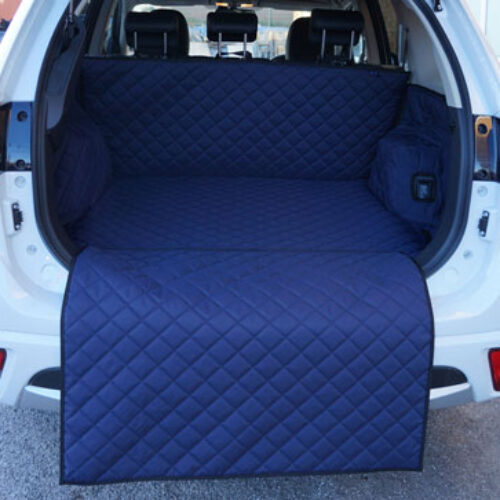 Mitsubishi Outlander PHEV 2014-2017 – Fully Tailored Quilted Boot Liner Category Image