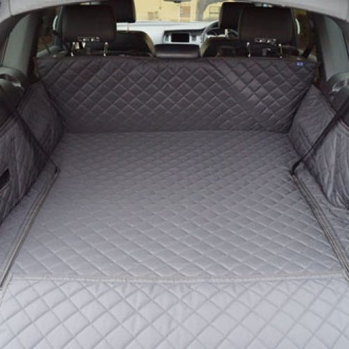 Audi Q7 5 Seater 2006-2015 – Fully Tailored Boot Liner Category Image