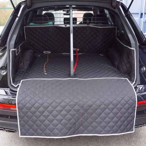 Audi SQ7 5 Seater with Dog Guard Fitted 2015-2018 – Fully Tailored Boot Liner Category Image