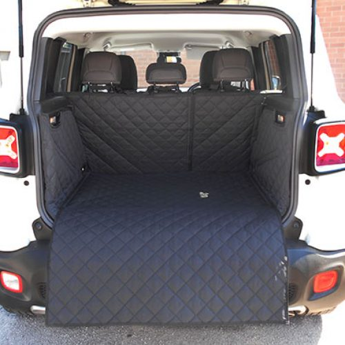 Jeep Renegade With Shelf in Place 2015 – 2020 – Fully Tailored Boot Liner Category Image