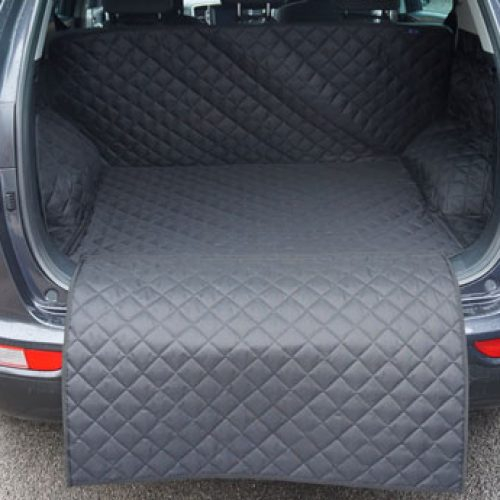 Kia Sportage 2016-2019 – Fully Tailored Quilted Boot Liner Category Image