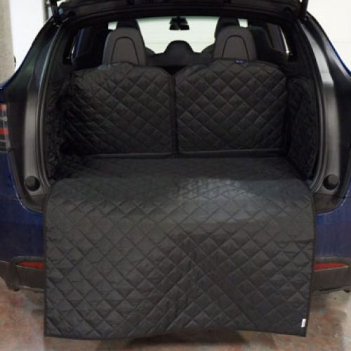 Tesla Model X 7 Seater 2016 – Present – Fully Tailored Boot Liner Category Image