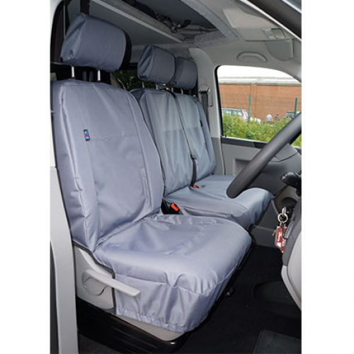 Volkswagen Transporter T5 – Semi-Tailored Van Seat Covers Category Image