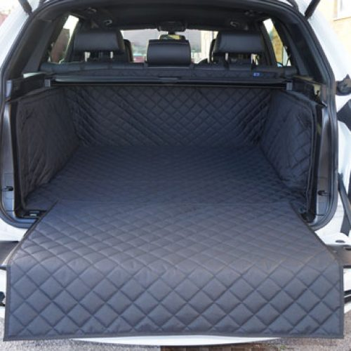 BMW X5 E70 5 Seater 2006-2013 – Fully Tailored Quilted Boot Liner Category Image