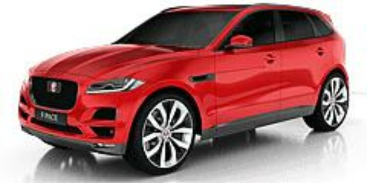 F-Pace - Category Image