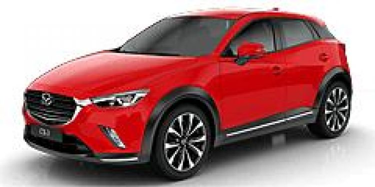 CX-3 - Category Image