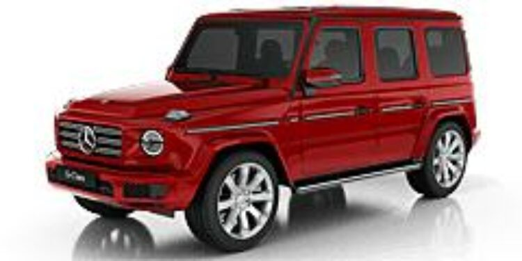 G-Class - Category Image