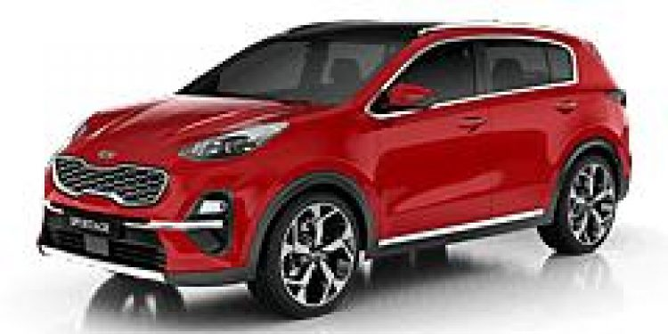 Sportage - Category Image