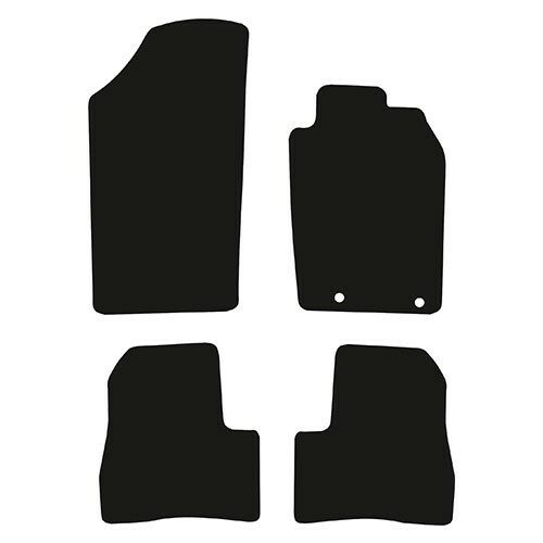 Peugeot 206 1998-2007 – Car Mats Category Image