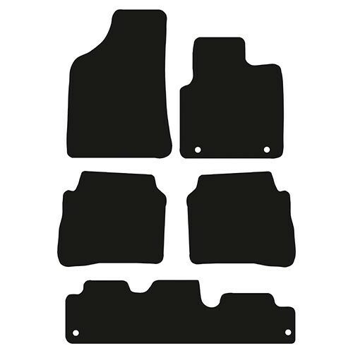 Hyundai Santa Fe 7 Seater 2006-2010 – Car Mats Category Image