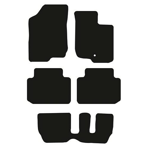 Kia Carens Manual 7 Seater 2006-2012 – Car Mats Category Image
