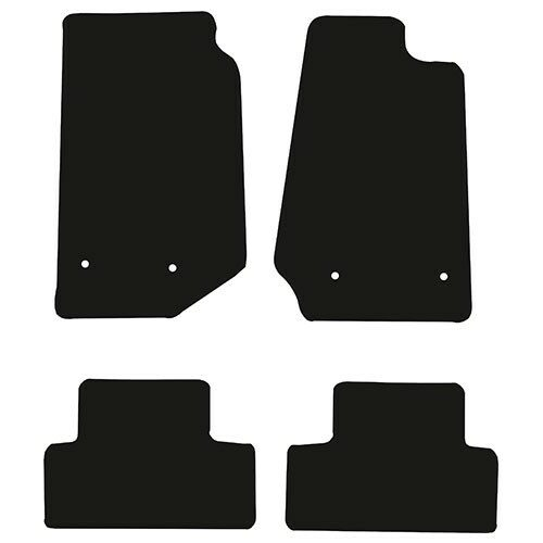 Jeep Wrangler Limited Edtion 2014 – Present – Car Mats Category Image