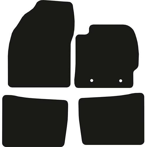 Toyota Prius 2009-2012 – Car Mats Category Image
