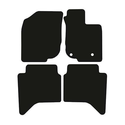 Toyota Hilux Double Cab 2012-2016 – Car Mats Category Image
