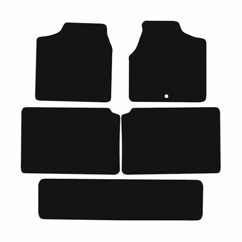 Chrysler Grand Voyager Stow N Go 2004-2008 – Car Mats Category Image