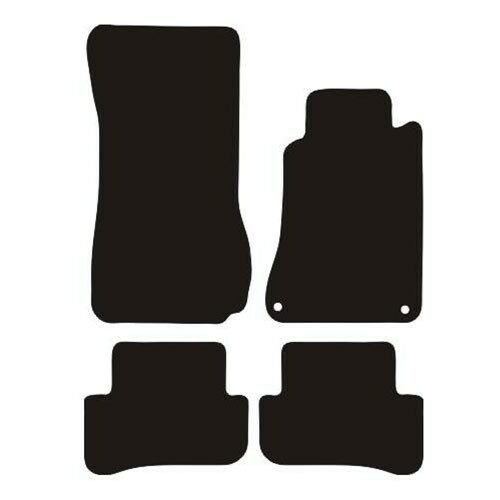 Mercedes C Class Coupe 2000-2007 – Car Mats Category Image