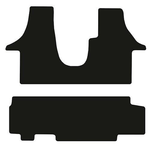 Volkswagen T6 Kombi Single Sliding Door 2015-2018 – Van Mats Category Image