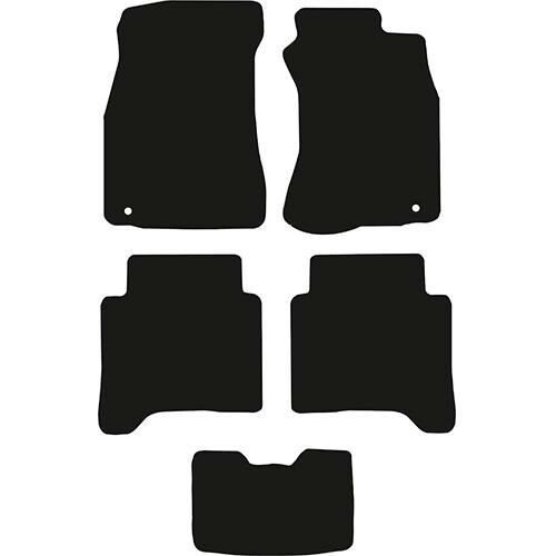 Toyota Hilux Crew Cab 1997-2005 – Car Mats Category Image