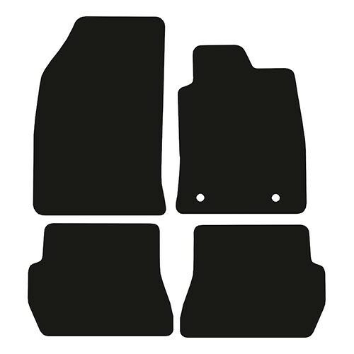 Ford Fusion Automatic 2002-2012 – Car Mats Category Image