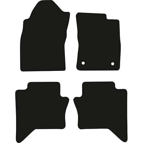 Toyota Hilux Double Cab 2016 – Present – Car Mats Category Image