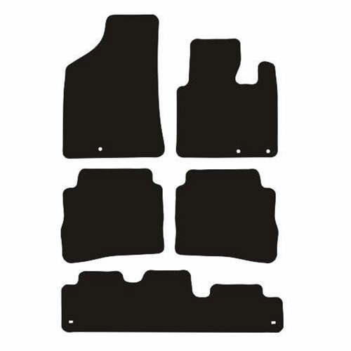 Hyundai Santa Fe 7 Seater 2010-2012 – Car Mats Category Image