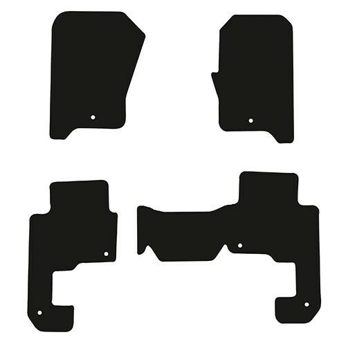 Land Rover Discovery 3 2004-2009 – Car Mats Category Image