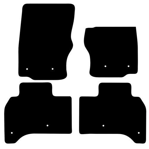 Land Rover Range Rover 2012 – Present – Car Mats Category Image