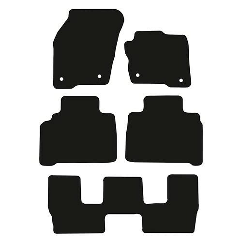 Ford S Max 7 Seater 2015 – Present – Car Mats Category Image