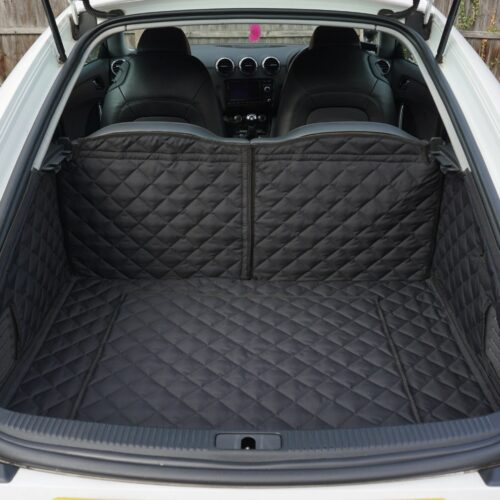 Audi TT Coupe 2006-2014 – Fully Tailored Quilted Boot Liner Category Image