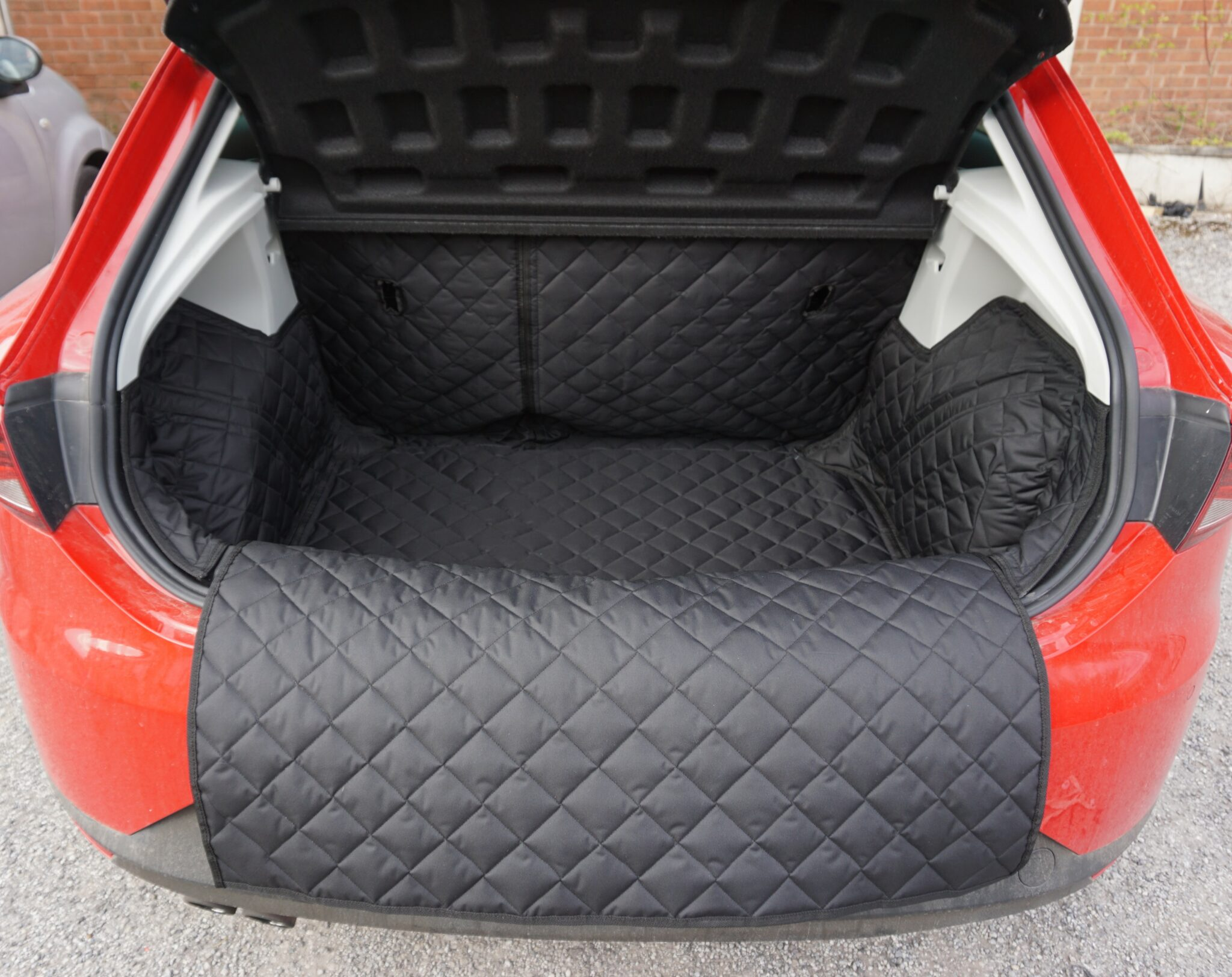 Seat Leon FR 2017- Present - Fully Tailored Boot Liner ...