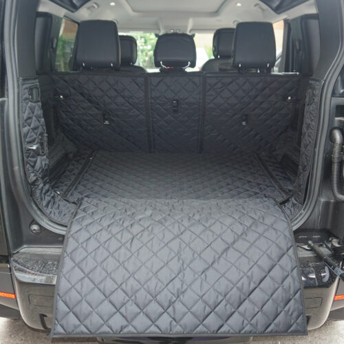 Land Rover Defender 110 2020 – Present – Fully Tailored Quilted Boot Liner Category Image
