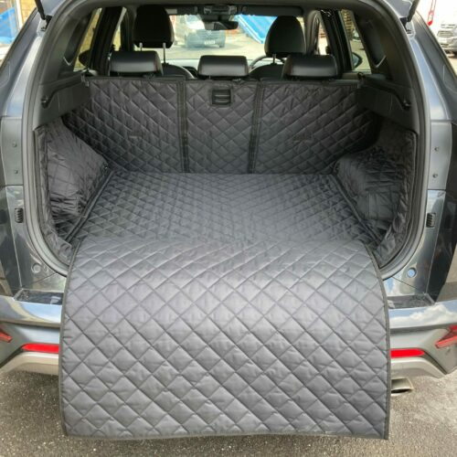 Hyundai Tucson 2020 – Present – Fully Tailored Quilted Boot Liner Category Image