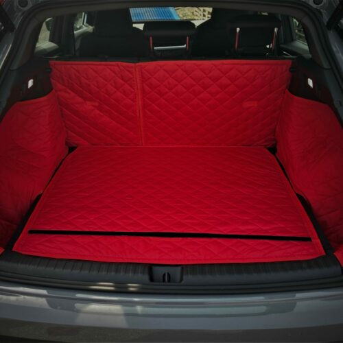 Audi Q4 E-Tron 2021 – Present – Fully Tailored Quilted Boot Liner Category Image