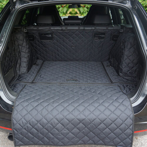 BMW 3 Series With Pockets on both sides 2012-2018 – Fully Tailored Quilted Boot Liner Category Image