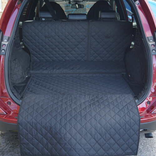 Toyota Rav4 Hybrid 2018 – Present – Fully Tailored Quilted Boot Liner Category Image
