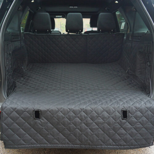 Land Rover Discovery 5 5 Seater 2020 – Present – Fully Tailored Quilted Boot Liner Category Image